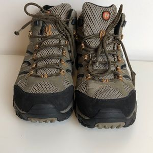 FINAL PRICE👻 Merrell Moab Waterproof Hiking Boots